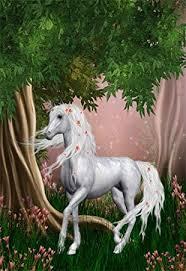 Laeacco Unicorn Backdrop 5x7ft Vinyl Photography ... - Amazon.com