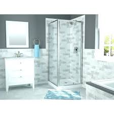 stand up shower images drain axis inch square pan install squa