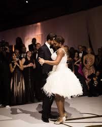 Serena Williams Dress Design Serena Williams Wore Three Wedding Dresses To Marry Alexis