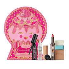 benefit cosmetics full face makeup kit