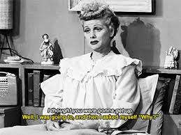 I Love Lucy Quotes Adorable Finals Week As Told By 'I Love Lucy'