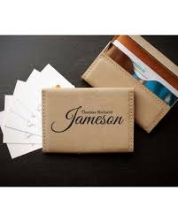 Holiday Sale Personalized Business Card Holder Business Card