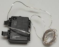 Micro Led Beleuchtung Outdoor 40 Led Warmweiß 4m Für Außen
