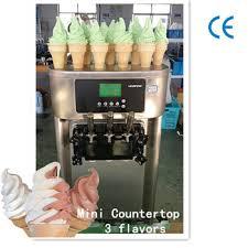 Soft Serve Vending Machine Extraordinary Unisnowrb48a Counter Top 48 Flavors Pembekal Mesin Soft Ice Cream