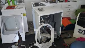 Harmony Washer And Dryer Ge Harmony Dryer Dpgt750ec1pl Making A Loud Noise