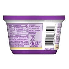 Dannon Light And Fit Greek Yogurt Nutritional Information Dannon Light And Fit Vanilla Nutrition Facts Pogot