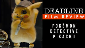 Hasil gambar untuk Pokémon Detective Pikachu