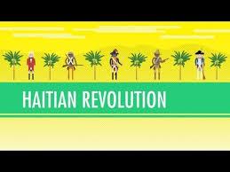 Haitian Revolutions Crash Course World History 30 Youtube