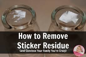 Remove Residue and 're Convince Sticky You Family Your Crazy To How SxA514x