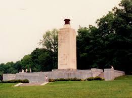 Eternal Light Peace Memorial Gettysburg Pa The Eternal Light Peace Monument At Gettysburg Iron Brigader