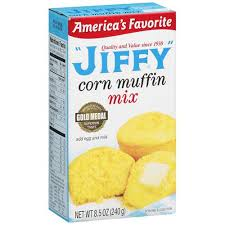 jiffy corn muffin mix.  Jiffy Jiffy Corn Muffin Mix 85oz To N