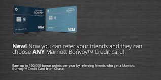 Compare 2021s best credit cards. Chase Referral Bonus For Marriott Bonvoy Cards Are Now Interchangeable Doctor Of Credit