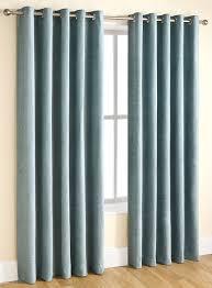 Silver Bedroom Curtains Duck Egg Essentials Chenille Curtain Range Bhs Home Ideas