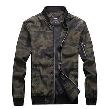 M 7XL <b>2019 New Autumn</b> Men's Camouflage Jackets Male Coats ...
