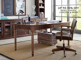pottery barn home office furniture. pottery barn office furniture sale in dark color ideas home n
