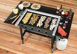 sensational blackstone 28 outdoor griddle cooking station with base 1554 36