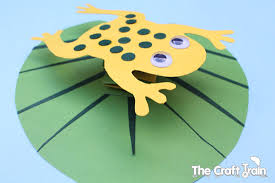 Free Printable Frog Lily Pad Clip Art Library