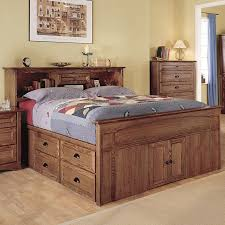 platform bed frame with storage diy luxury diy king size captains bed with drawers plans