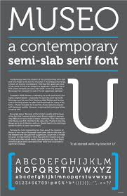 Fonts Posters New Font In Poster