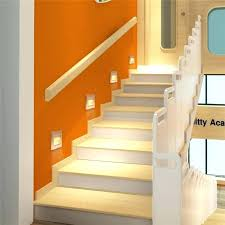 Staircase led lighting Interior Led Stairs Light Stair Lights New Arrivals Top Quality Stairs Lights Recessed Led Stair Light Modern Led Stairs Light Automatic Led Stair Lighting Ilighting Led Stairs Light Led Stair Lights Led Strip Lights Stairs Dawnchen