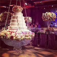 round d60 crystal chandelier cake stand hanging with crystal beaded cake table for wedding decoration indian wedding decoration pictures indian wedding