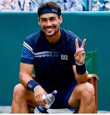 He has a sister named fulvia fognini. Fabio Fognini On Twitter Theboodles