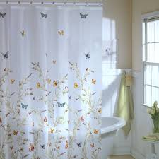 funny shower curtain. Funny Shower Curtains Plastic With Butterfly Pattern And White Bathtub For Very Small Bathroom Layout Ideas Curtain