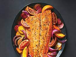 This recipe is a riff on the pickled salmon common in jewish delis, but with a more delicate flavor. 13 Healthy Recipes You Can Eat For Passover Cooking Light