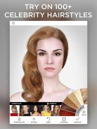 Hairstyle Simulator App virtual makeover on the app store 5918 by stevesalt.us