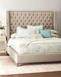 Massoud Missy Tufted Bed