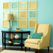 the design of the wall in the living room you can adjust very creative and full of atmosphere with colorful wallpapers check out these colorful and