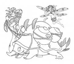 Mia And Me To Color For Children Mia And Me Kids Coloring Pages