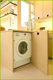 washing machine in kitchen design kitchen cabinet design with washing machine unique ingenious design solutions in