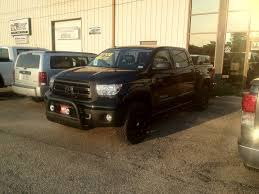 Photo Gallery - Gallery - BLACK OUT TOYOTA TUNDRA