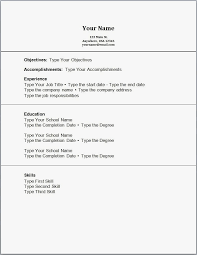 Student Resume Examples Little Experience 50 Elegant Of No Job Experience Resume Examples Pic