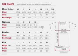 Hanes Sweater Size Chart Youth Shirt Sizes Online Charts Collection