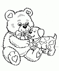 Small Picture February Coloring Pages fleasondogsorg