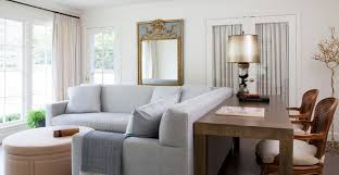 mixing a sofa with tables and chairs