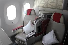 Royal Air Maroc Boeing 767 300 Seating Chart Review Royal Air Maroc 787 Business Class Casablanca To