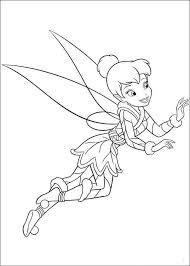 Tinkerbell Het Geheim Van De Vleugels Kleurplaat 10