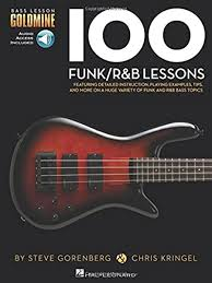100 Funk/R&B Lessons: Bass Lesson Goldmine Series (9781480398450): Hal  Leonard Corp.: Books - Amazon.com