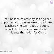 Christian Community Quotes Best of D James Kennedy Quote About Christian Influence Opportunity