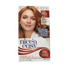 Nice Easy Hair Color Chart Sbiroregon Org