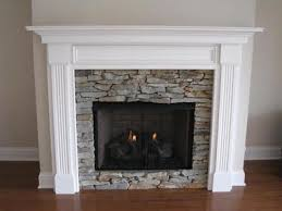Wood Fireplace Mantel Surround  Leesburg Mantel  MantelCraftFireplace Mantel