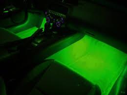 2010 Camaro Footwell Lighting 2010 2015 Camaro Interior Footwell Led Lighting With Dome Light Kit