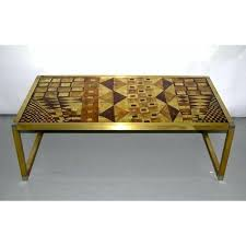 deco coffee table art abstract design brass coffee table with gold interiors antiques art deco coffee deco coffee table french wrought iron art