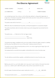 Financial Support Agreement Template