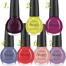 Opi Nail Polish Color Chart Opi Gel Nail Polish Color