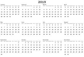 print a calendar 2019 print calendar 2019 free free calendar templates worksheets for