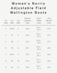 Hunter Welly Socks Size Chart Hunter Norris Field Side Adjustable Navy Ladies